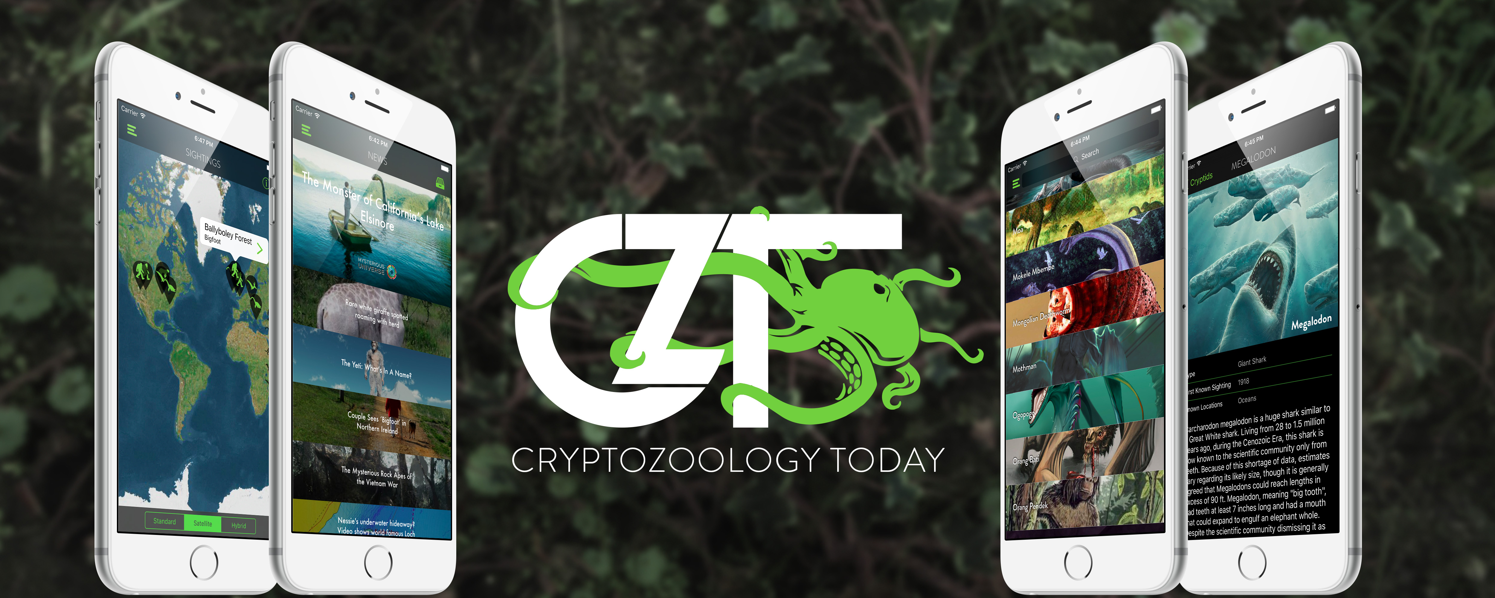 Cryptozoology Today